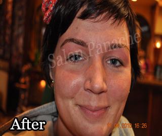 Salon Panache Eyebrow Threading